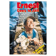 Ernest Goes To Jail On DVD With Jim Varney - EE722588