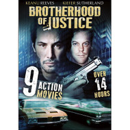9-FILM Action On DVD With Keanu Reeves - EE722603