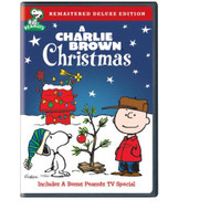 A Charlie Brown Christmas Remastered Deluxe Edition On DVD Anime - EE722617