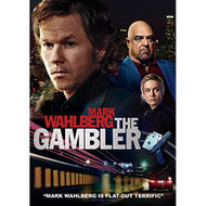 The Gambler 2014 On DVD With Jessica Lange - EE722643