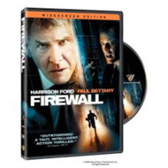 Firewall Widescreen Edition On DVD With Harrison Ford - EE722660