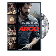 Argo On DVD With Ben Affleck Mystery - EE722691