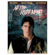 All The Right Moves On DVD With Tom Cruise - EE722693