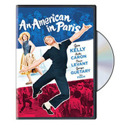 An American In Paris On DVD With Gene Kelly Drama - EE722694