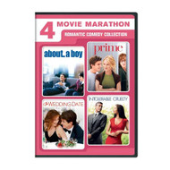 4 Movie Marathon: Romantic Comedy Collection About A Boy / Intolerable - EE722715
