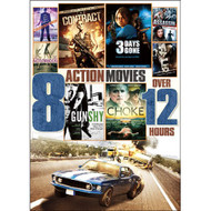 8-FILM Action On DVD With William Petersen - EE722721