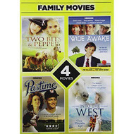 4-FAMILY Movies 2 On DVD - EE722774