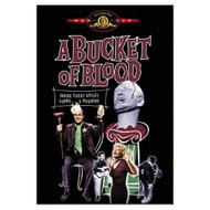 A Bucket Of Blood On DVD With Dick Miller Horror - EE722824