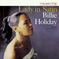 Lady In Satin By Billie Holiday On Audio CD Album 1997 - EE722832