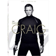 007 The Daniel Craig Collection On DVD - EE722895