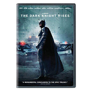 The Dark Knight Rises On DVD With Christian Bale - EE722901