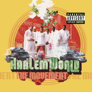 Movement By Harlem World On Audio CD Album 1999 - EE722899