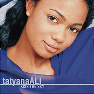 Kiss The Sky By Tatyana Ali On Audio CD Album 1998 - EE722992
