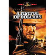 A Fistful Of Dollars On DVD With Clint Eastwood Westerns - EE723002