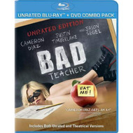 Bad Teacher Two-Disc Blu-Ray/dvd Combo On Blu-Ray With Jason Segel 2 - EE723047