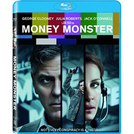Money Monster Blu-Ray On Blu-Ray With George Clooney Drama - EE723049