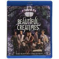 Beautiful Creatures Blu-Ray+dvd On Blu-Ray With Alden Ehrenreich Drama - EE723064