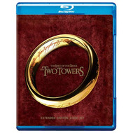The Lord Of The Rings: The Two Towers Blu-Ray On Blu-Ray With Elijah - EE723078