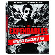 The Expendables Extended Director's Cut Blu-Ray On Blu-Ray With - EE723086