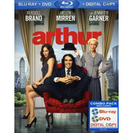 Arthur Blu-Ray On Blu-Ray With Russell Brand Comedy - EE723109