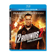 12 Rounds 2: Reloaded Blu-Ray On Blu-Ray - EE723112