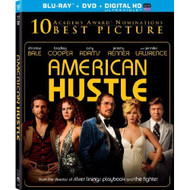 American Hustle Blu-Ray Digital HD With Ultraviolet By Sony Pictures - EE723123