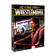 WWE: The True Story Of Wrestlemania On DVD With Undertaker Wrestling - EE723188