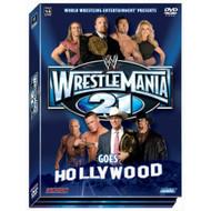 WWE: Wrestlemania 21 On DVD With John Cena - EE723190