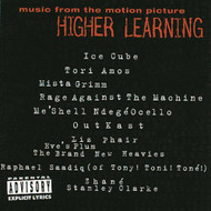Higher Learning: Music From The Motion Picture On Audio CD Album 1995 - EE723256