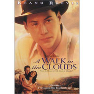 A Walk In The Clouds On DVD With Keanu Reeves Drama - EE723287
