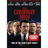 The Company Men On DVD With Tommy Lee Jones Drama - EE723288