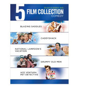 Best Of Warner Bros 5 Film Collection Comedy On DVD - EE723298