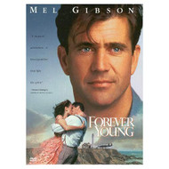 Forever Young Snap Case On DVD With Mel Gibson Drama - EE723315