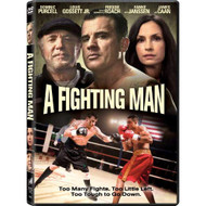 A Fighting Man On DVD With Dominic Purcell Drama - EE723321