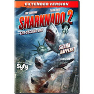 Sharknado 2: The Second One On DVD With Ian Ziering - EE723412