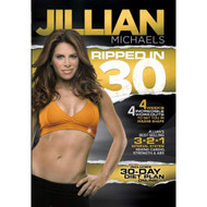 Jillian Michaels Ripped In 30 Exercise On DVD - EE478463