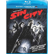 Sin City Blu-Ray On Blu-Ray With Powers Boothe Drama - EE723546