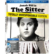 The Sitter Two-Disc Blu-Ray/dvd Combo On Blu-Ray With Sam Rockwell 2 - EE723547