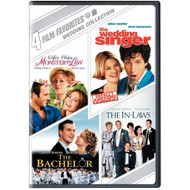 4 Film Favorites: Weddings The Bachelor The In-Laws Monster-In-Law The - EE723586