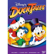 Ducktales Volume 1 On DVD With Alan Young Disney - EE723651