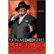 Platinum Comedy Series Cedric The Entertainer Starting Lineup On DVD - EE723674