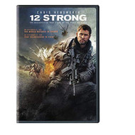 12 Strong On DVD With Chris Hemsworth Drama - EE723710