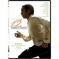 12 Years A Slave On DVD With Chiwetel Ejiofor Drama - EE723711