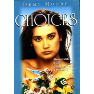 Choices On DVD With Demi Moore - EE723737