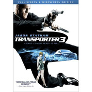 Transporter 3 Single-Disc Edition On DVD With Jason Statham - EE723754