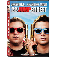 22 Jump Street On DVD With Jonah Hill Comedy - EE723771