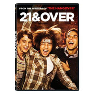 21 And Over On DVD With Miles Teller Comedy - EE723772
