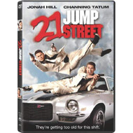 21 Jump Street On DVD With Jonah Hill - EE560497