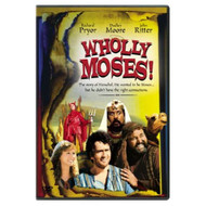 Wholly Moses! On DVD With Dudley Moore Comedy - EE723777