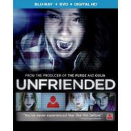 Unfriended Blu-Ray DVD Digital HD With Ultraviolet On Blu-Ray - EE723783